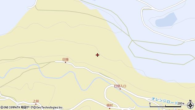 大分県国東市安岐町山口樋村周辺の地図