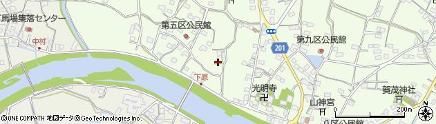 大分県国東市安岐町下原2624周辺の地図