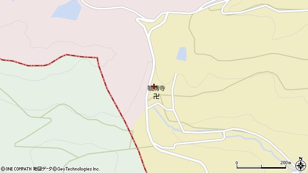 大分県国東市安岐町山口3987周辺の地図