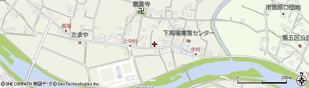 大分県国東市安岐町馬場725周辺の地図