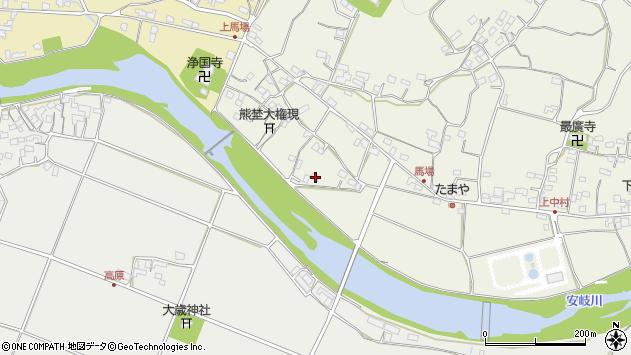 大分県国東市安岐町馬場1202周辺の地図
