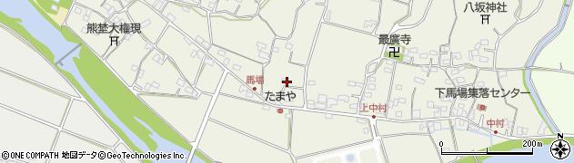 大分県国東市安岐町馬場798周辺の地図
