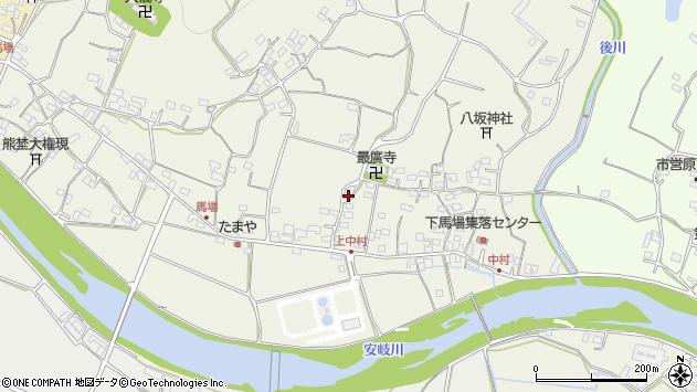 大分県国東市安岐町馬場764周辺の地図