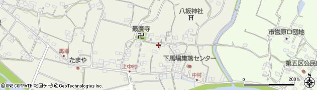 大分県国東市安岐町馬場710周辺の地図