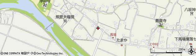 大分県国東市安岐町馬場1582周辺の地図