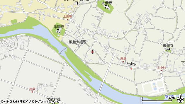 大分県国東市安岐町馬場1209周辺の地図