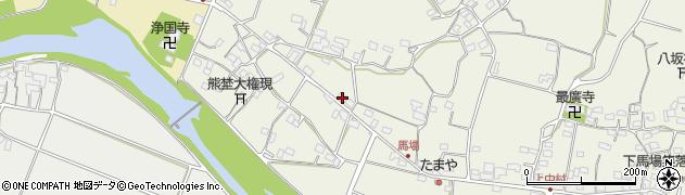 大分県国東市安岐町馬場1311周辺の地図