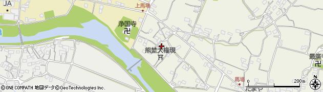 大分県国東市安岐町馬場1247周辺の地図