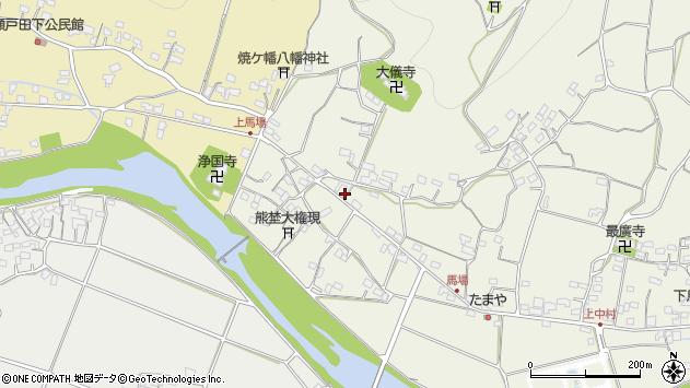 大分県国東市安岐町馬場1297周辺の地図