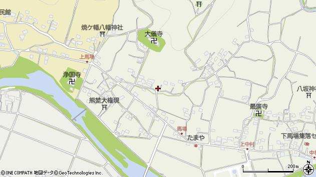 大分県国東市安岐町馬場1551周辺の地図