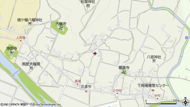 大分県国東市安岐町馬場1404周辺の地図