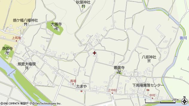 大分県国東市安岐町馬場1406周辺の地図