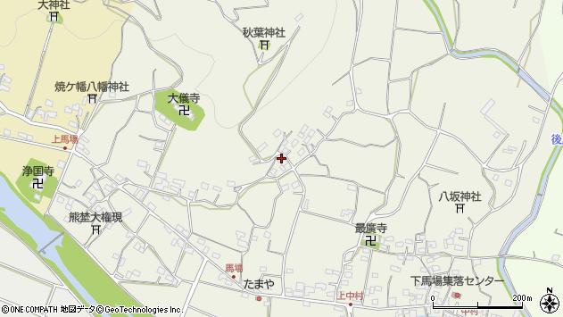 大分県国東市安岐町馬場1524周辺の地図