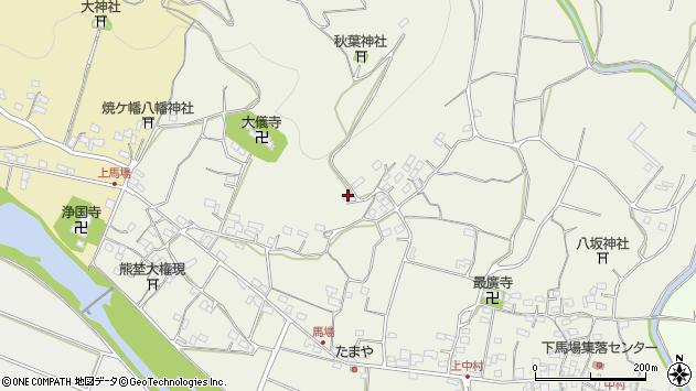 大分県国東市安岐町馬場1744周辺の地図