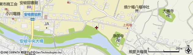 大分県国東市安岐町瀬戸田488周辺の地図