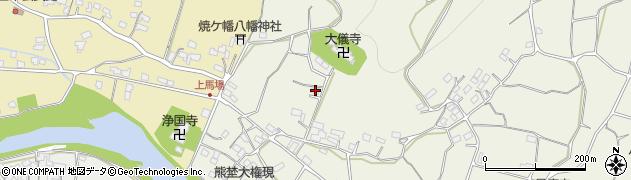 大分県国東市安岐町馬場1607周辺の地図