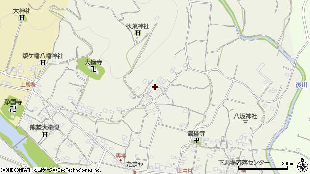 大分県国東市安岐町馬場1517周辺の地図