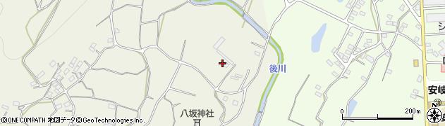 大分県国東市安岐町馬場471周辺の地図