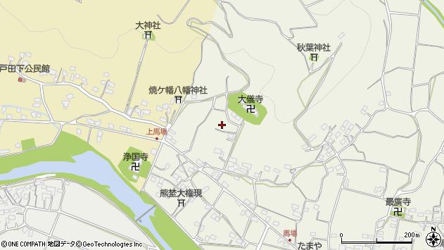 大分県国東市安岐町馬場1618周辺の地図