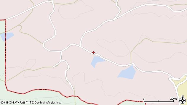 大分県国東市安岐町山浦1523周辺の地図