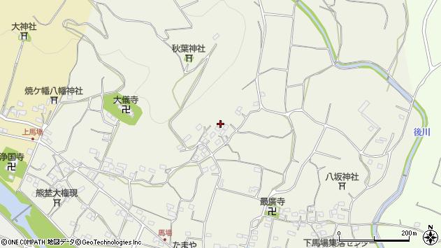 大分県国東市安岐町馬場1514周辺の地図