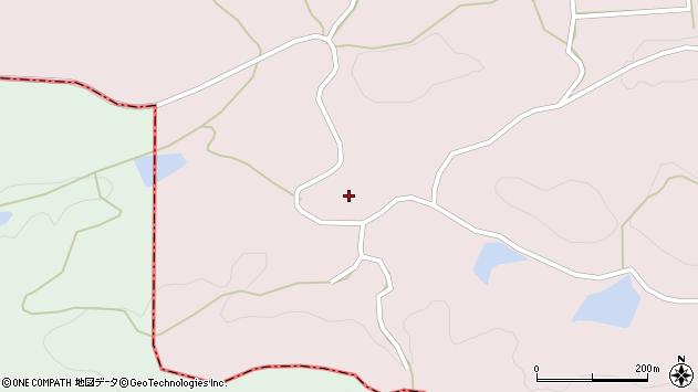 大分県国東市安岐町山浦1691周辺の地図