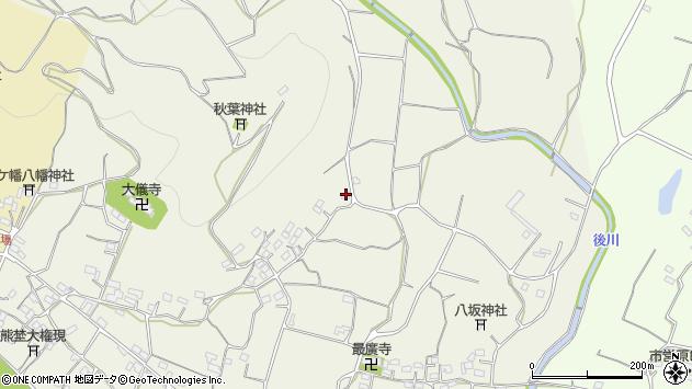 大分県国東市安岐町馬場1499周辺の地図