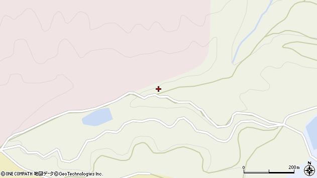 大分県国東市安岐町掛樋52周辺の地図
