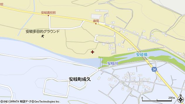 大分県国東市安岐町瀬戸田1167周辺の地図