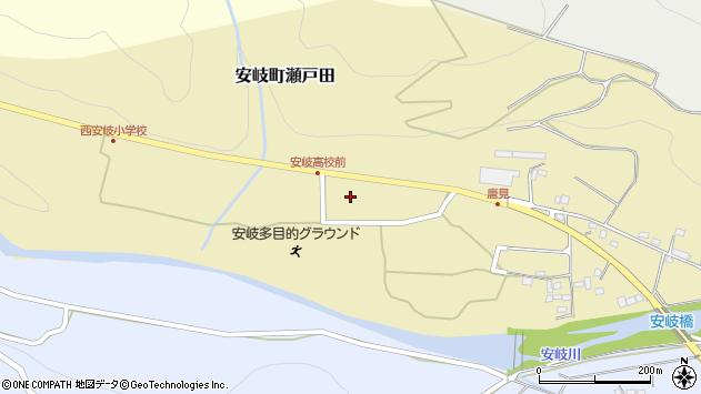 大分県国東市安岐町瀬戸田1259周辺の地図