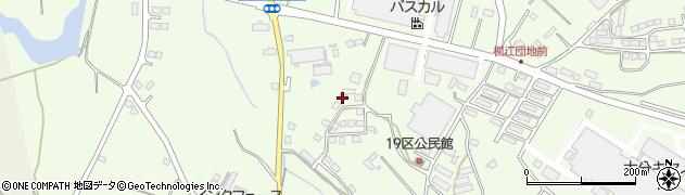 大分県国東市安岐町下原3155周辺の地図