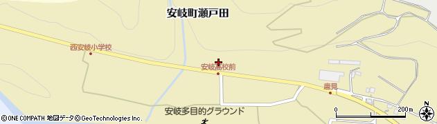 大分県国東市安岐町瀬戸田1263周辺の地図