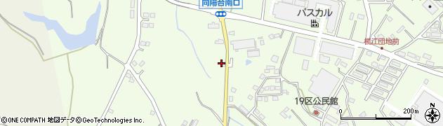 大分県国東市安岐町下原375周辺の地図