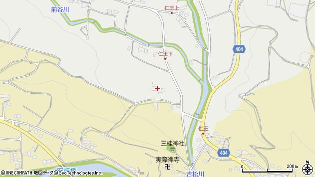 大分県国東市安岐町瀬戸田3023周辺の地図