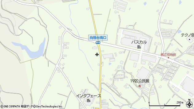 大分県国東市安岐町下原374周辺の地図
