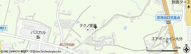 大分県国東市安岐町下原126周辺の地図