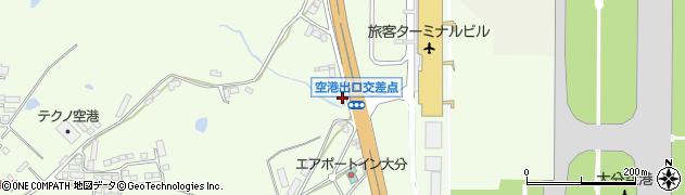 大分県国東市安岐町下原36周辺の地図