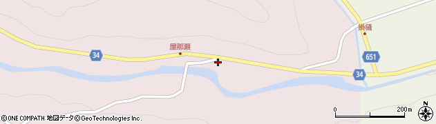 大分県国東市安岐町山浦32周辺の地図