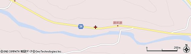 大分県国東市安岐町山浦92周辺の地図