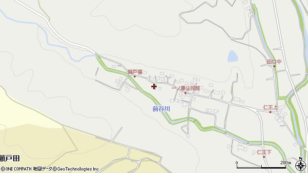 大分県国東市安岐町吉松252周辺の地図