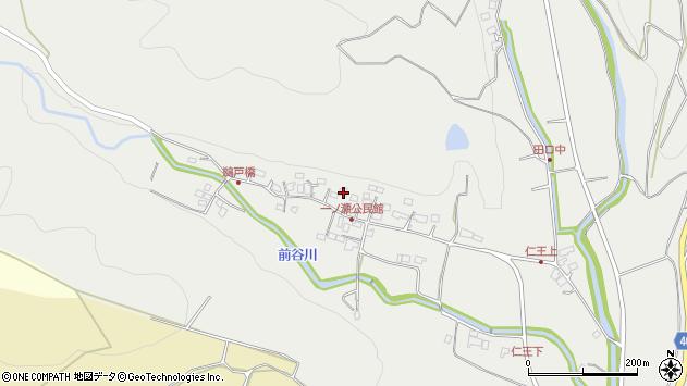 大分県国東市安岐町吉松247周辺の地図