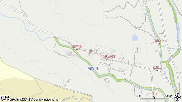 大分県国東市安岐町吉松258周辺の地図