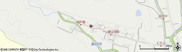 大分県国東市安岐町吉松259周辺の地図