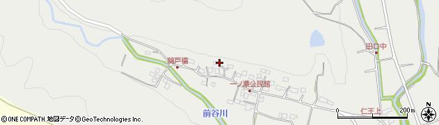 大分県国東市安岐町吉松256周辺の地図