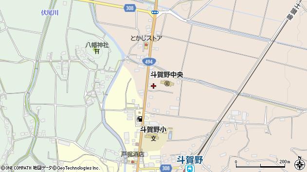 高知県高岡郡佐川町東組周辺の地図