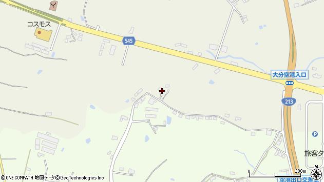 大分県国東市武蔵町糸原3751周辺の地図