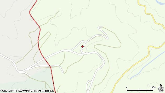 大分県国東市安岐町矢川1711周辺の地図