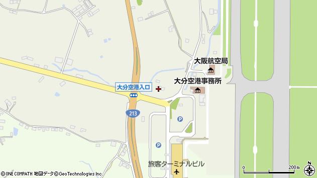 大分県国東市武蔵町糸原3550周辺の地図