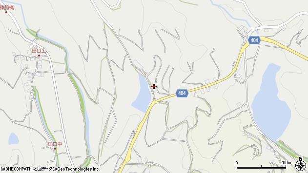 大分県国東市安岐町吉松3380周辺の地図