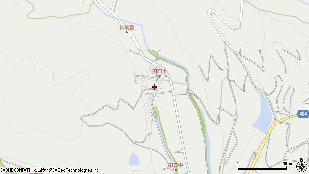 大分県国東市安岐町吉松3007周辺の地図